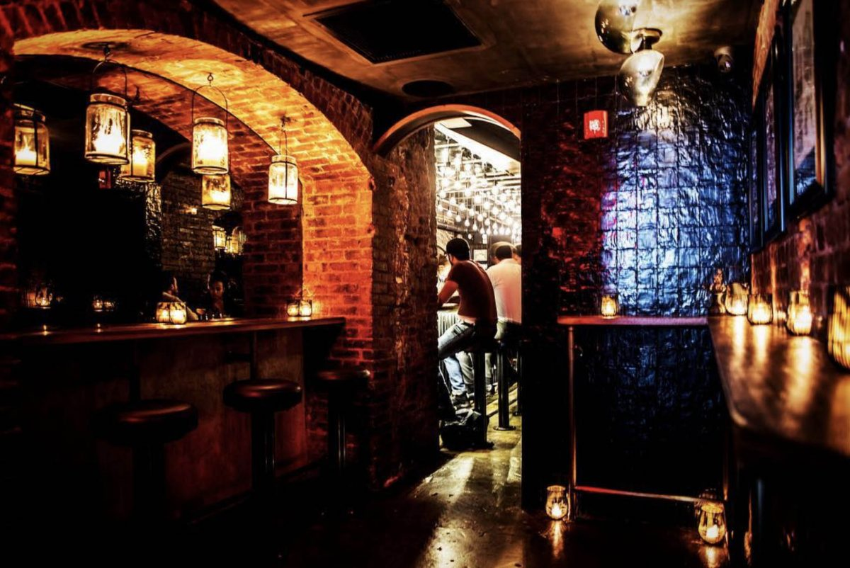 Nightlife Bars Patent Pending Speakeasy Bars in NYC Entrance