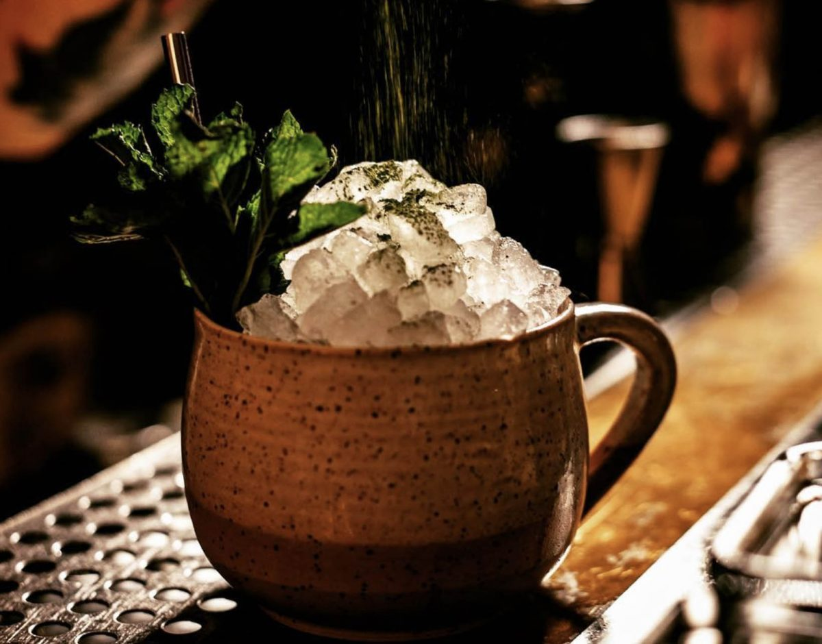 Nightlife Bars Patent Pending Speakeasy Bars in NYC Moscow Mule