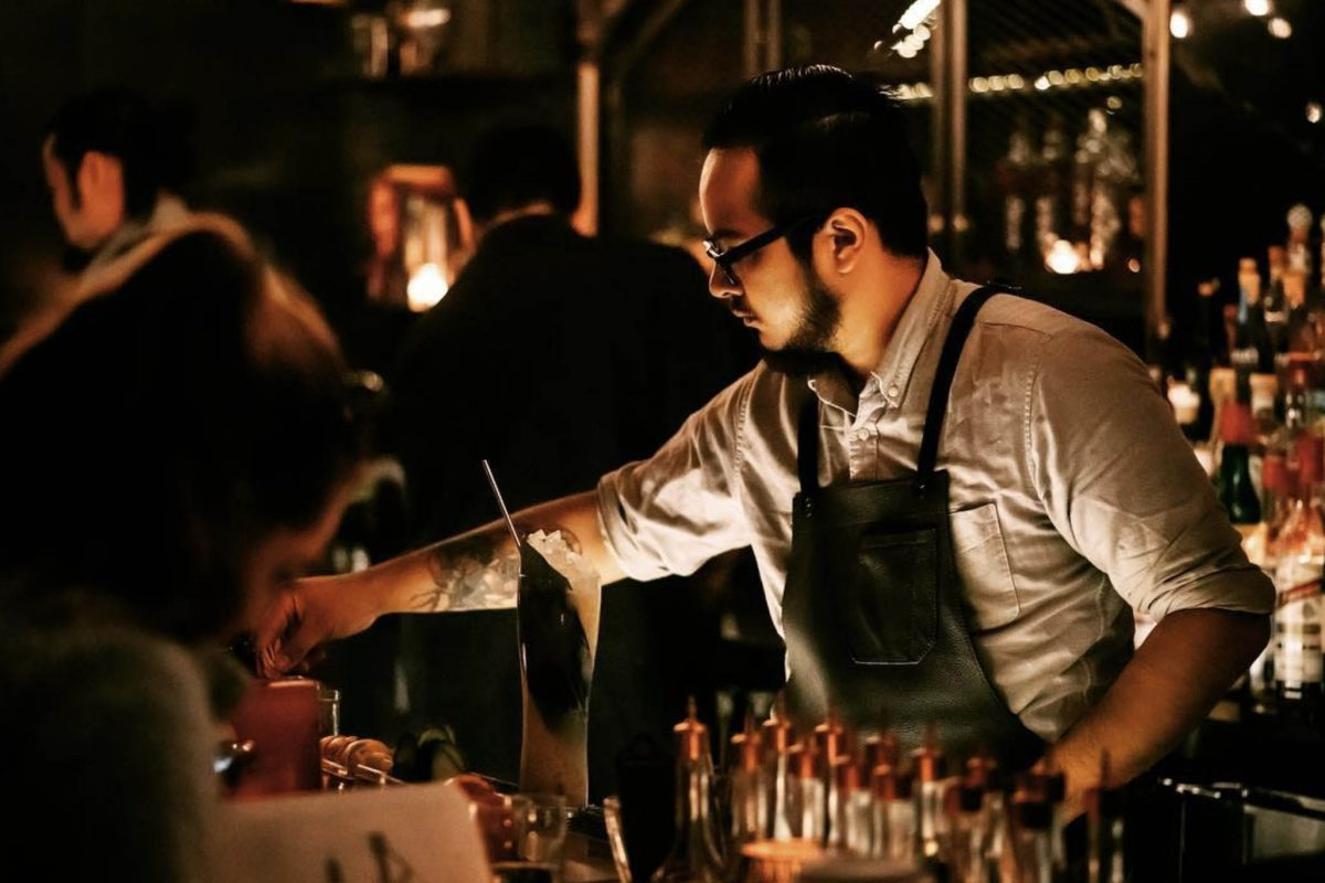 Nightlife Bars Patent Pending Speakeasy Bars in NYC Waiters