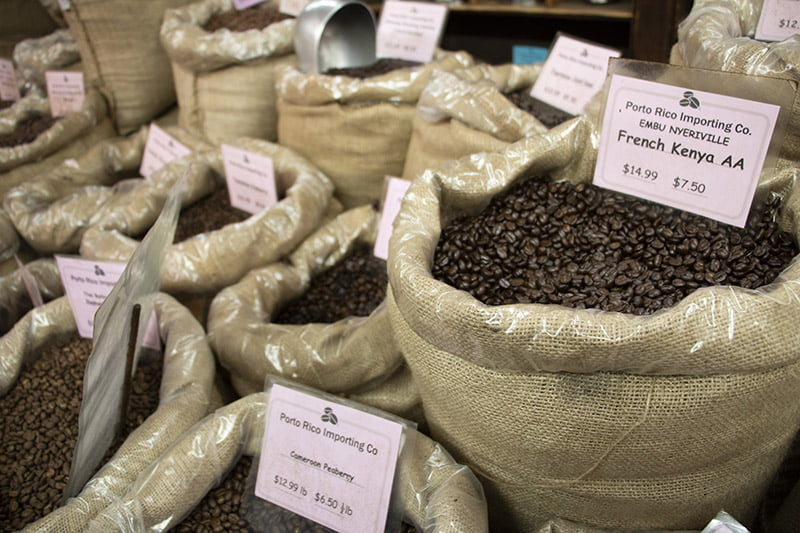 BTSNYC Experiences On Going Greenwich Village Coffee Tour Bags