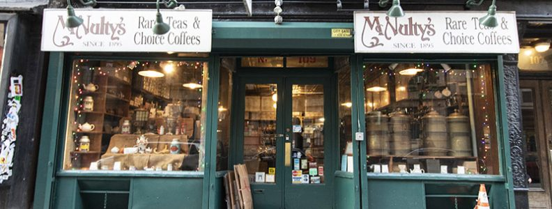 BTSNYC Experiences On Going Greenwich Village Coffee Tour McNultys