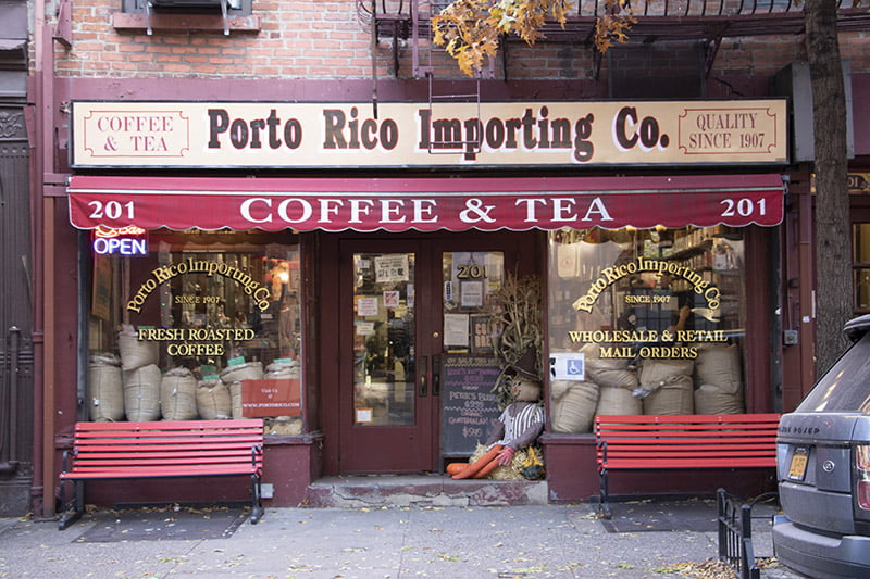 BTSNYC Experiences On Going Greenwich Village Coffee Tour Porto Rico