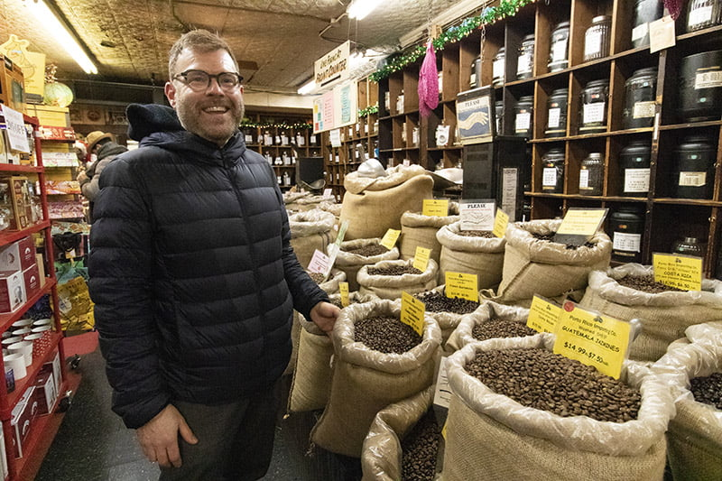 BTSNYC Experiences On Going Greenwich Village Coffee Tour