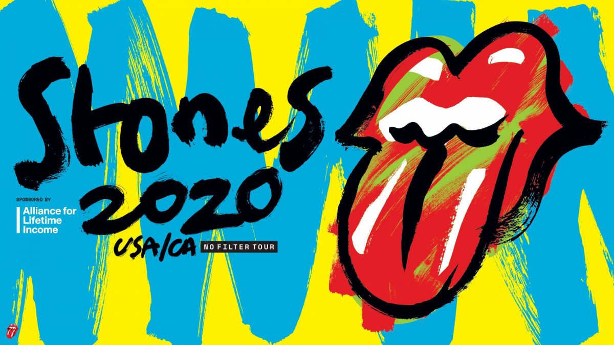 BTSNYC Experiences Up Coming Rolling Stones 2020 Tour Flyer