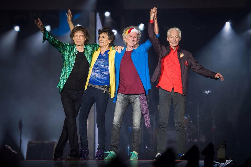 BTSNYC Experiences Up Coming Rolling Stones 2020 Tour