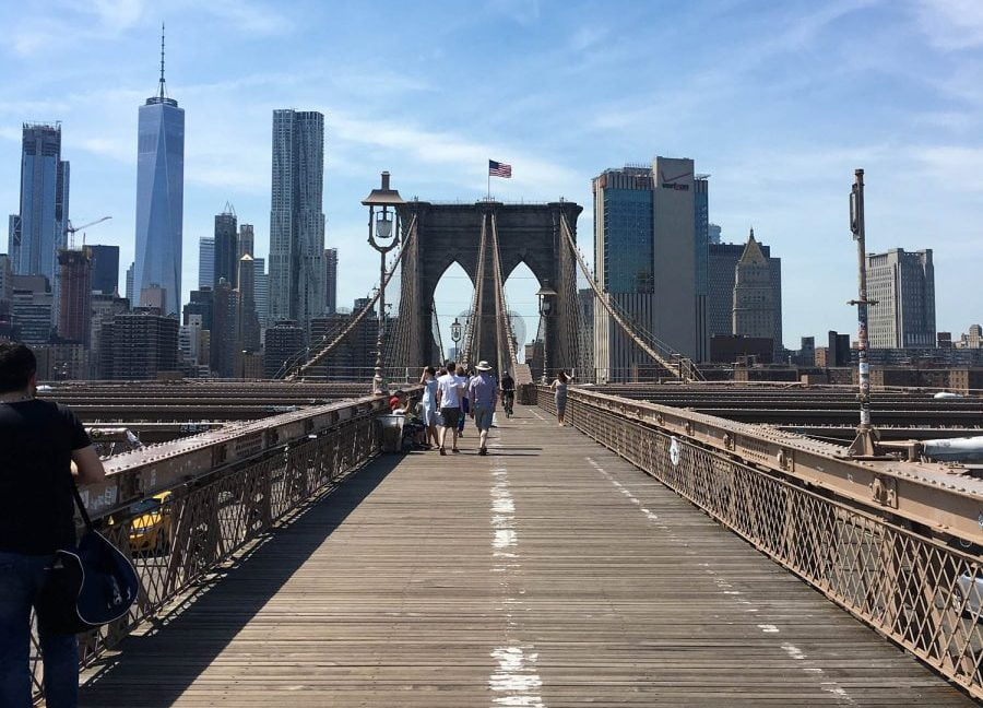 BTSNYC Experiences On Going Bridges Run Tour Brooklyn Bridge