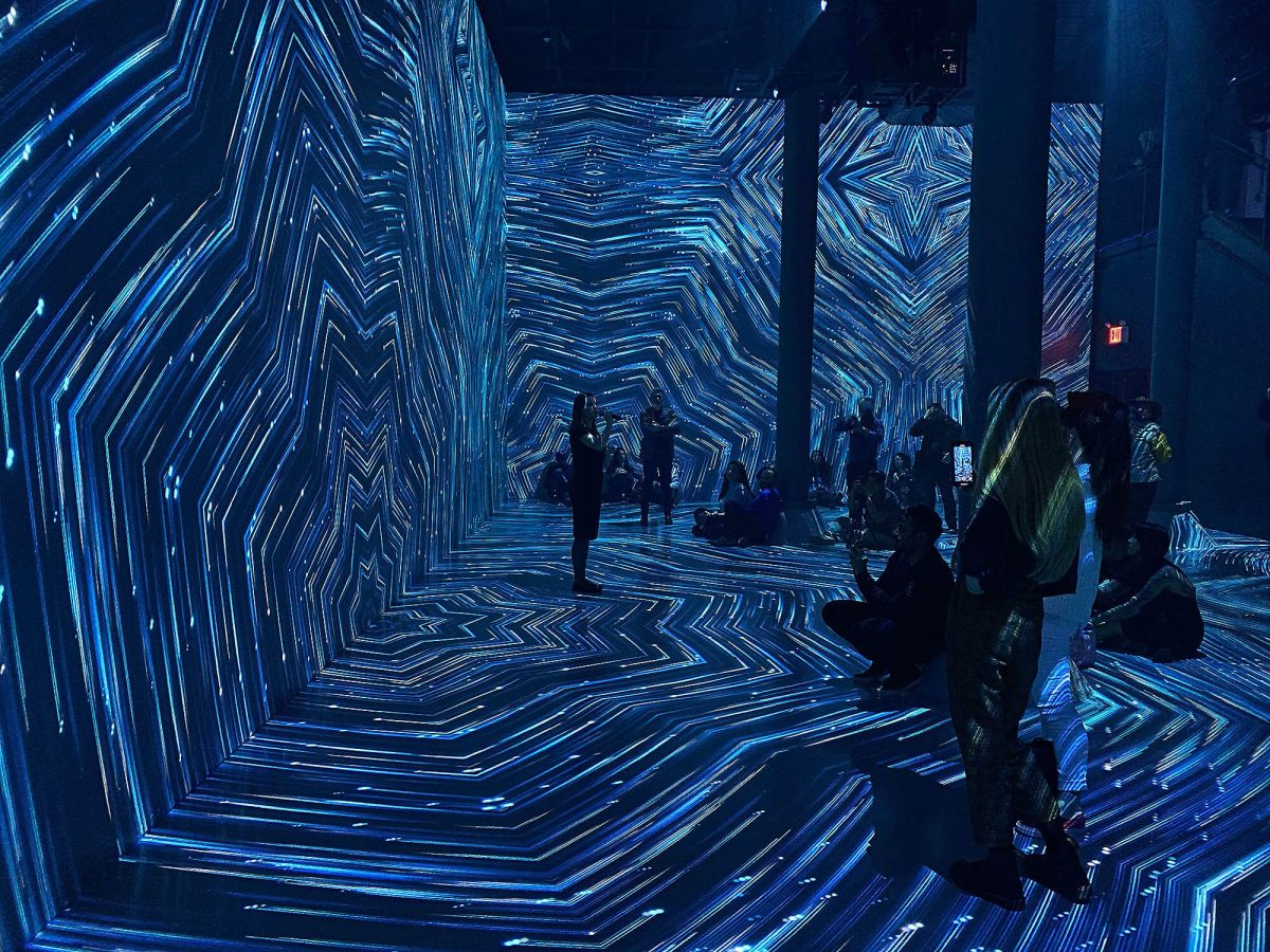 Culture Submerge Immersive Installation Artechouse Pantone Intro