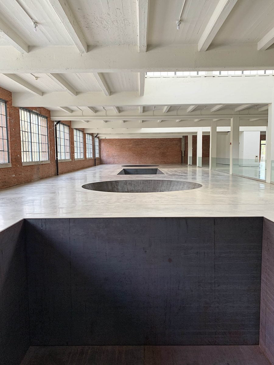 Day Trips and Travels Dia Beacon Michael Heizer