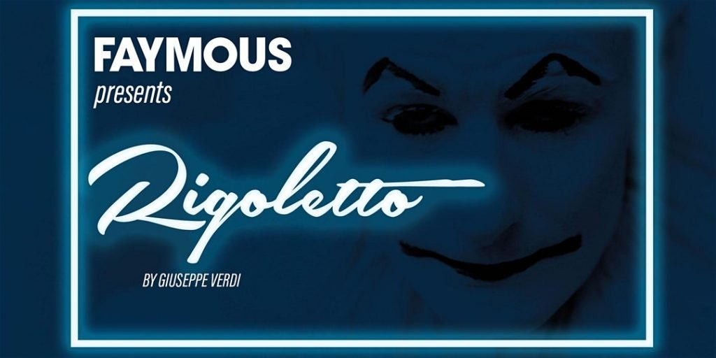 Entertainment Events Up Coming A Night of Opera Rigoletto by Giuseppe Verdi