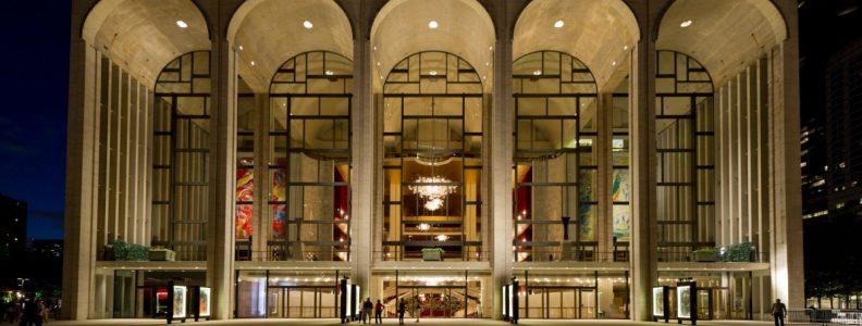 Culture Music MET Opera Lincoln Center