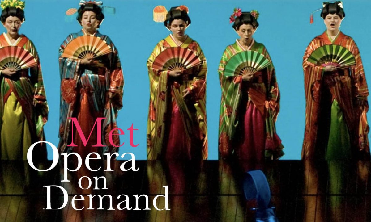 Culture Music MET Opera On Demand
