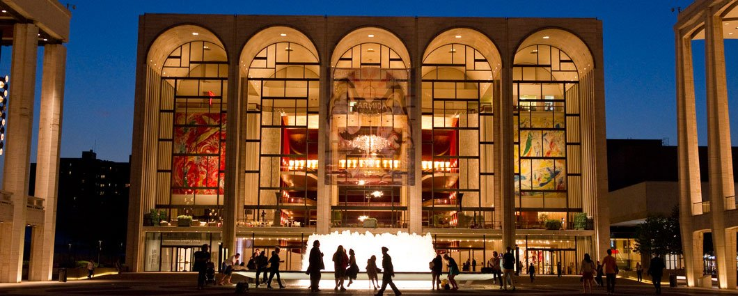 Culture Music MET Opera Streams and MET Opera On Demand