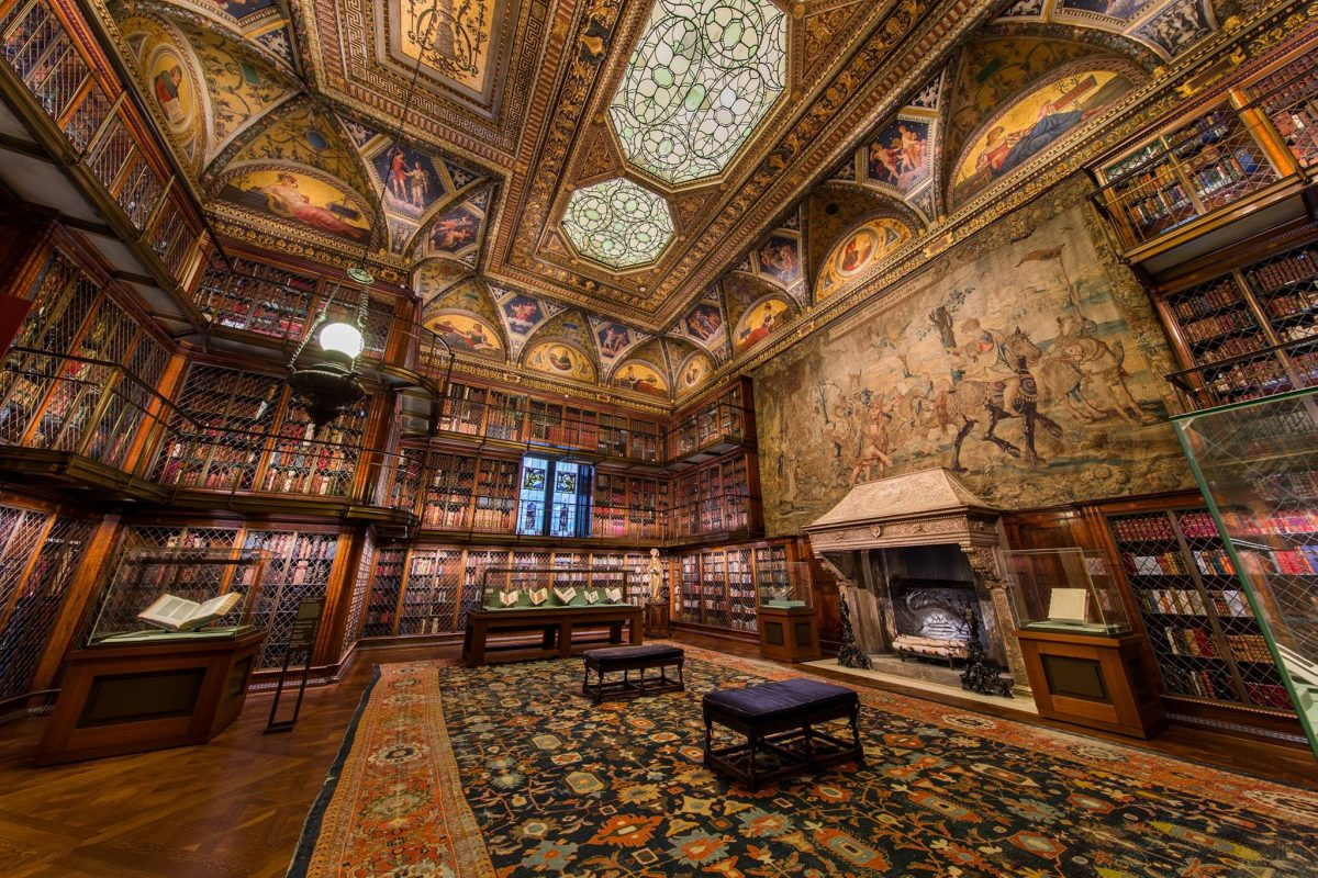 Culture Music Exploring NYC Google Arts Culture The Morgan Library Museum by Scott Kelby