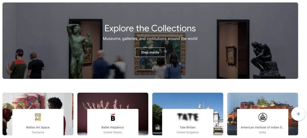 Culture Music Exploring NYC Google Arts Culture