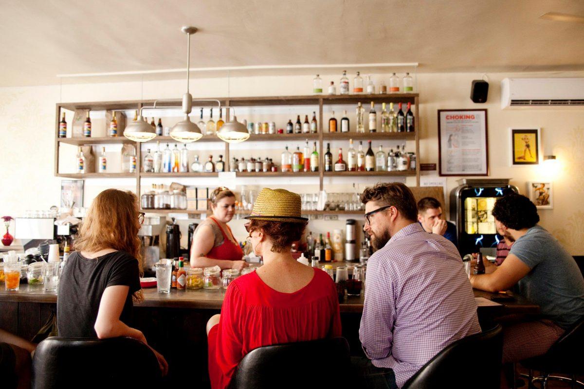 Curiosities City Secrets 3 Hidden Coffee Shops In New York City Thee Cobra Club Photo by 3 PHOTOGRAPHERS