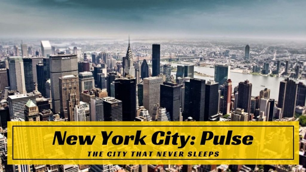 Curiosities City Secrets Behind the Scenes New York City Pulse by Hawk Films