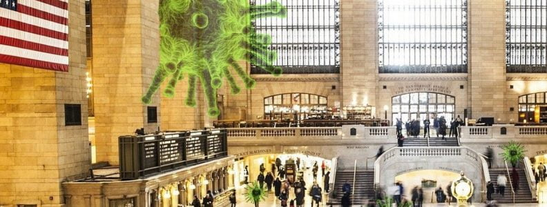 Curiosities City Secrets New Yorkers During The Pandemic Grand Central Terminal