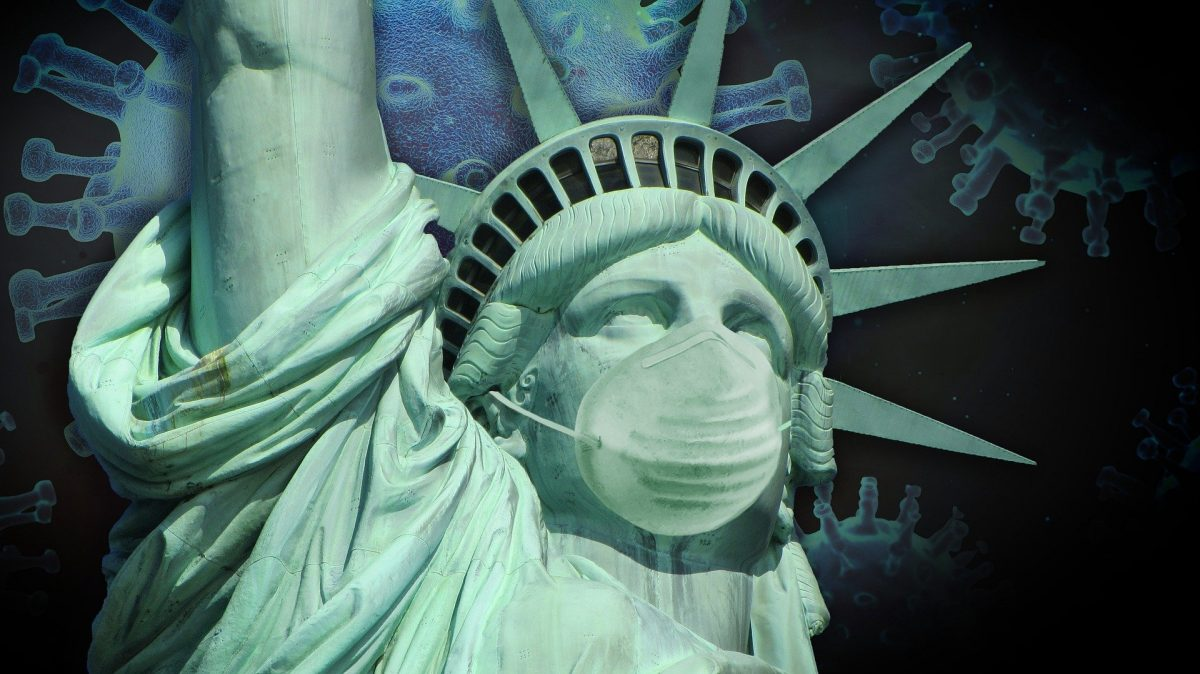 Curiosities City Secrets New Yorkers During The Pandemic Statue of Liberty