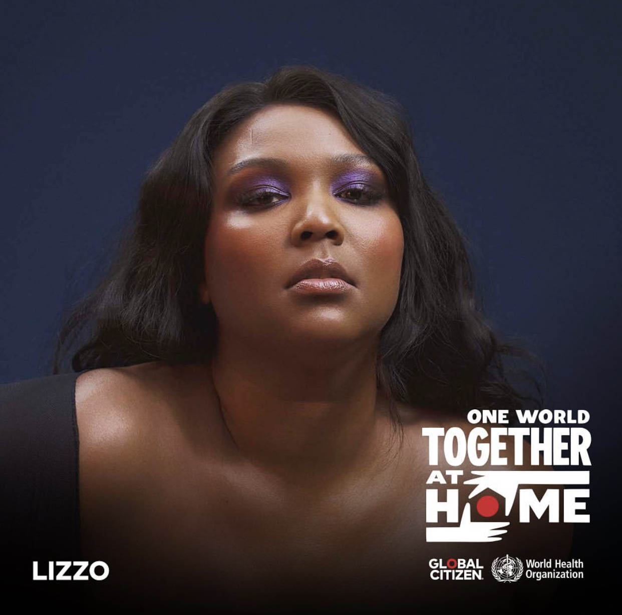 Music One World Together At Home Global Citizen Lizzo