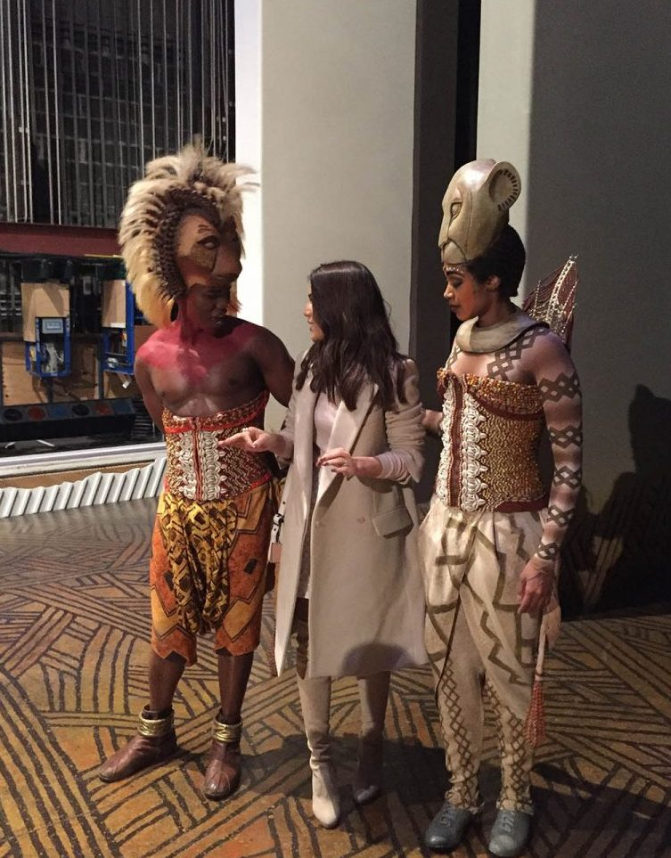 Curiosities Our Bucket Lists Fun Things To Do In NYC This Fall Broadway Shows Lion King Meet & Greet