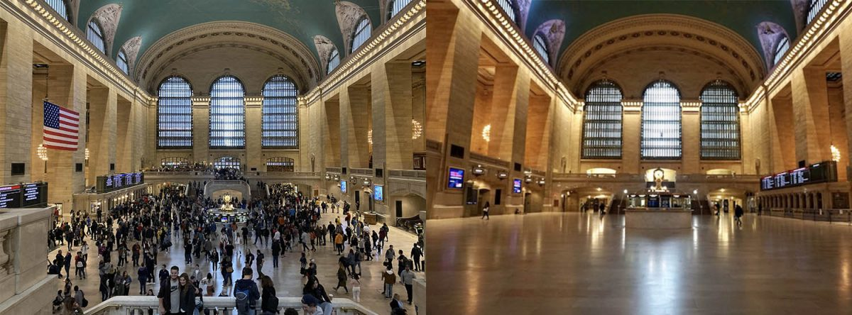 Curiosities City Secrets New York City Before and After the Coronavirus Grand Central Terminal Behind The Scenes NYC Clara Kesser