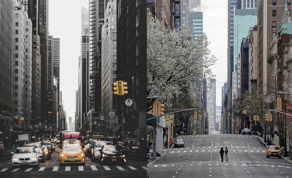 Curiosities City Secrets New York City Before and After the Coronavirus Madison Avenue John Arano Clara Kesser