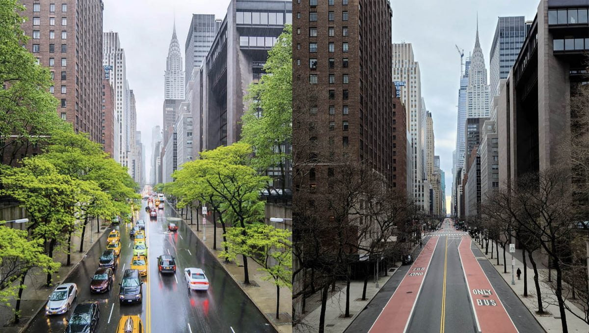 Curiosities City Secrets New York City Before and After the Coronavirus Tudor City Noel Y Calingasan Alex Carvalho
