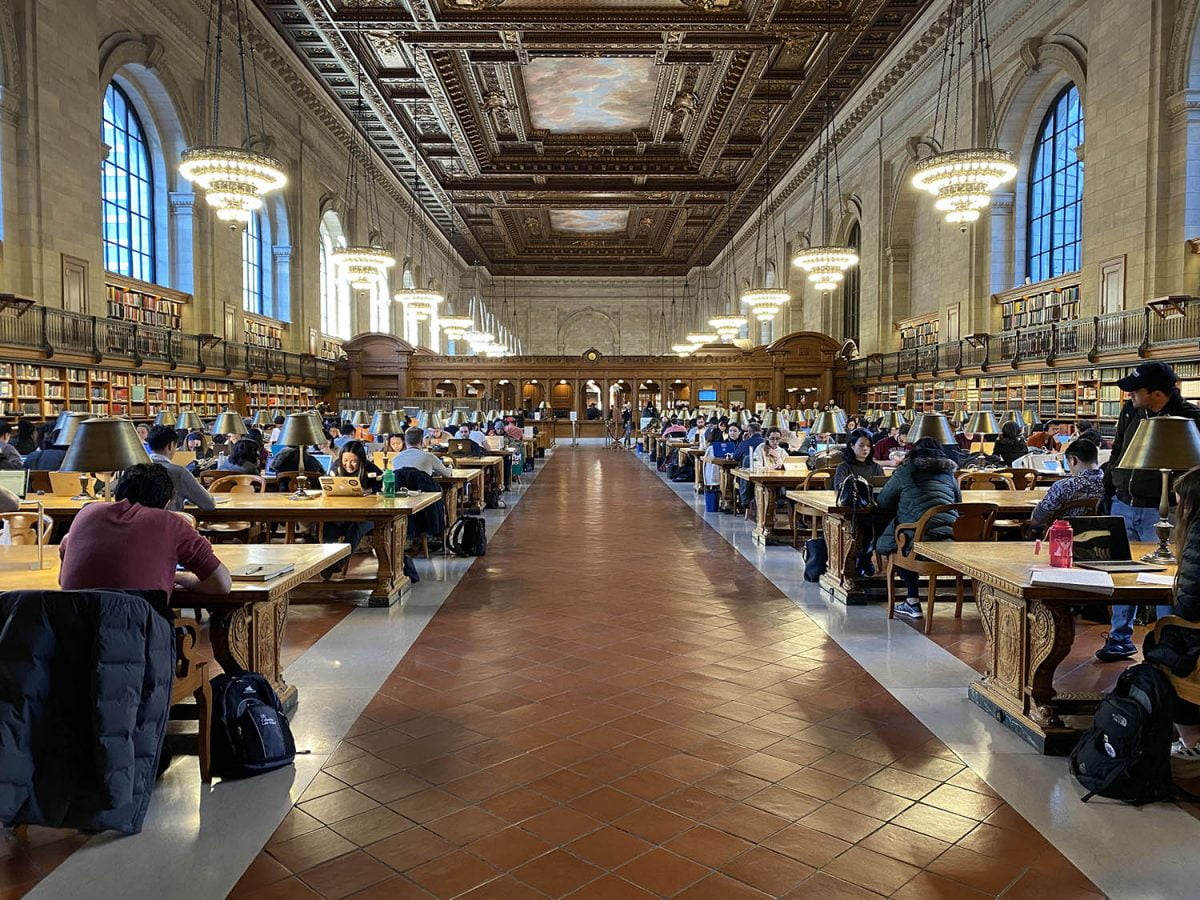 Curiosities Our Bucket Lists 15 Spots In New York For Every Photographer To Explore NYPL