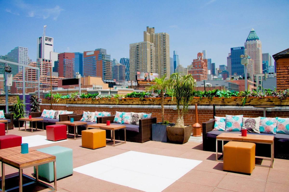 Nightlife Bars Best NYC Rooftop Bars Cantina Rooftop