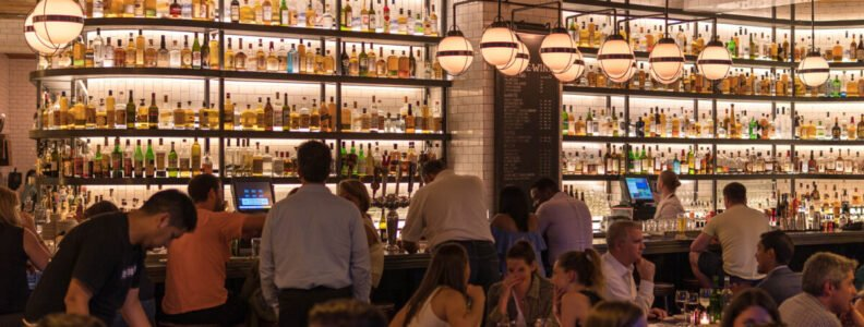 Dining NYCs Food Scenes Behind the Scenes NYC Restaurant
