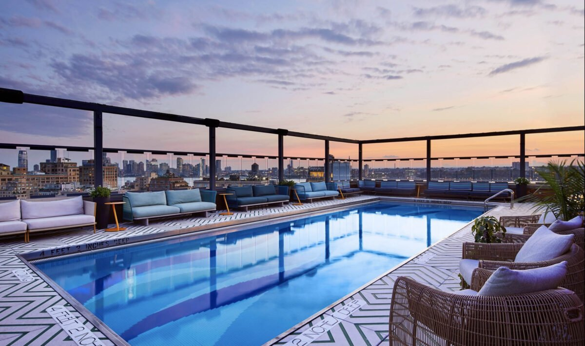 Behind The Scenes NYC New York Hotels For Families Gansevoort Hotel Meatpacking New York