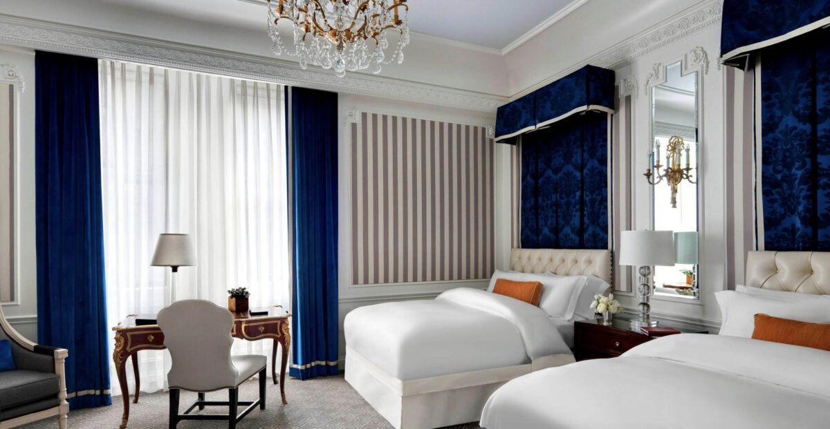Behind The Scenes NYC New York Hotels For Families St. Regis Hotel