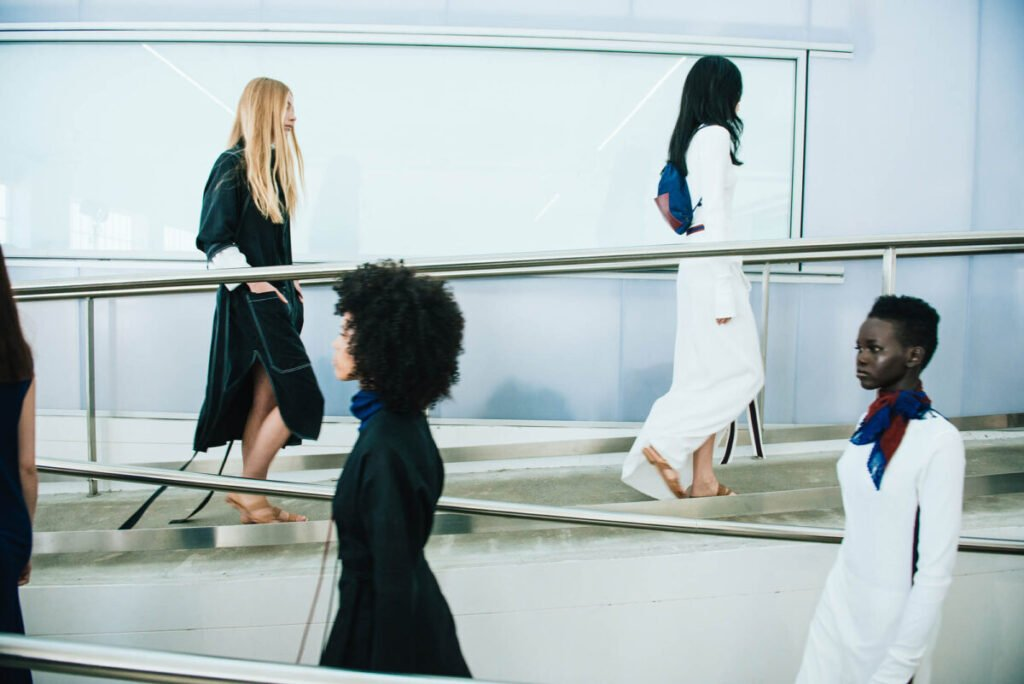 4 proudly new york designer brands Behind The Scenes NYC